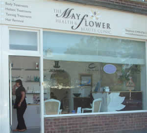 health & beauty salon